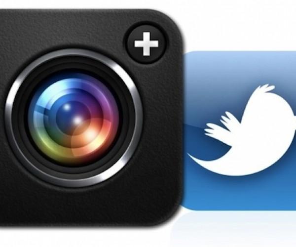 Twitter در تلاش برای خرید برنامه +Camera