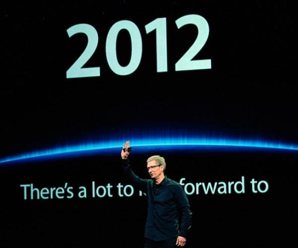 گزارش اقصادی اپل در سه ماهه دوم ۲۰۱۲