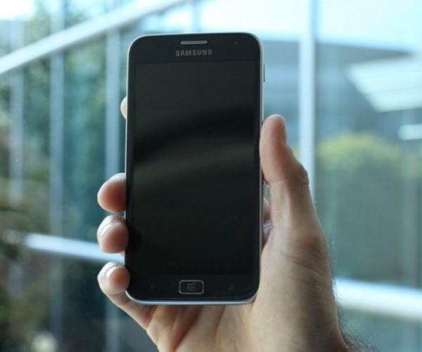 Samsung ATIV S اولین گوشی مبتنی بر ویندوز فون ۸