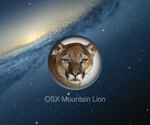 نسخه نهایی 10.8.1 Mountain Lion منتشر شد