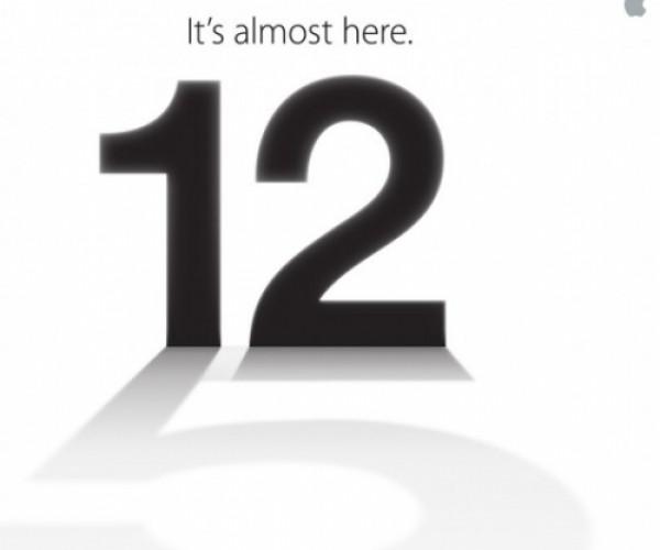 تایید اپل و کاور زنده کنفرانس معرفی نسل بعدی آیفون در ۱۲ سپتامبر