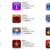 تمامی اپلیکیشن های اختصاصی اپل برای ios 6 آپدیت شدند