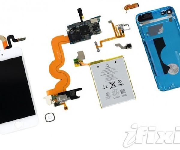 درون آیپاد نسل 5 چه می گذرد!