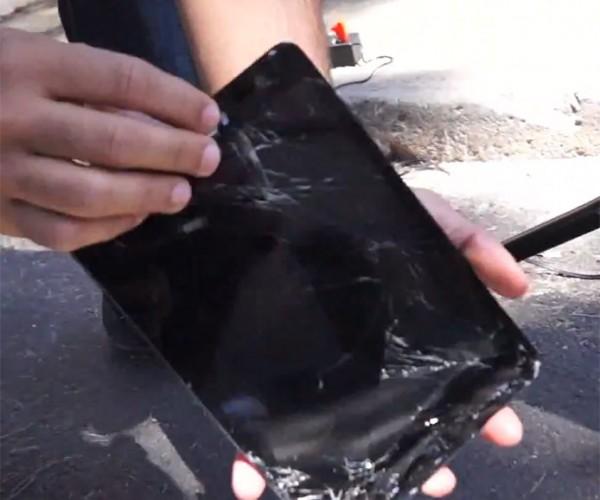 iPad Mini مقاوم تر از Nexus 7