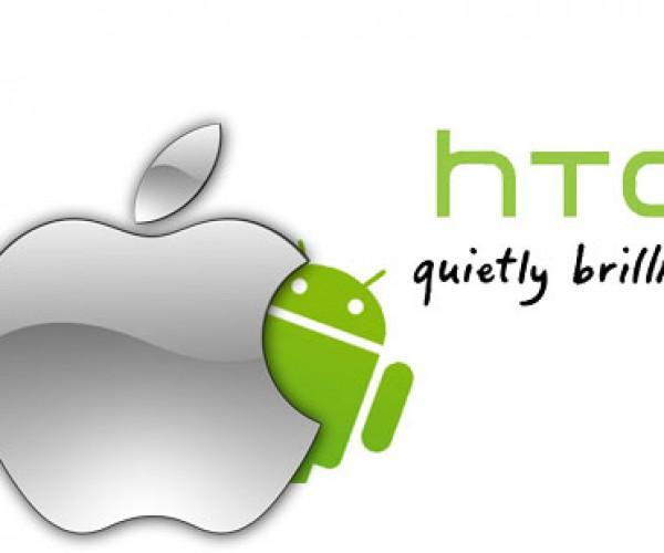 توافق ۱۰ ساله اپل با htc در استفاده از حق اختراع