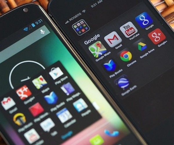 آیفون٬ بهترین تلفن همراه آندرویدی