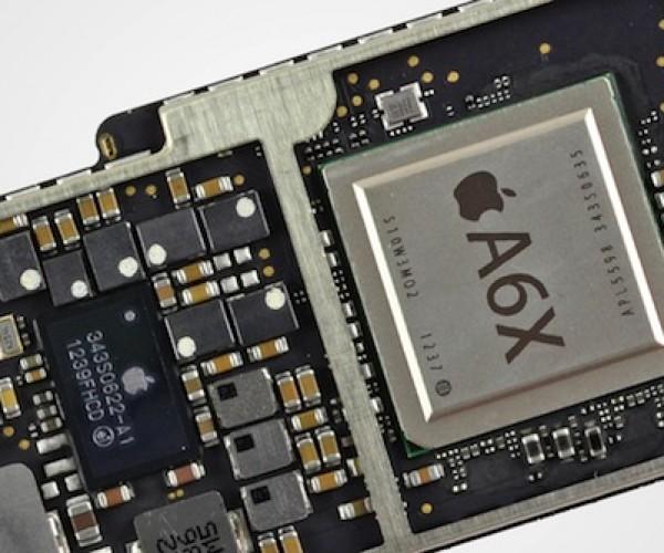 مذاکرات اپل و اینتل برای تولید تراشه های سری A
