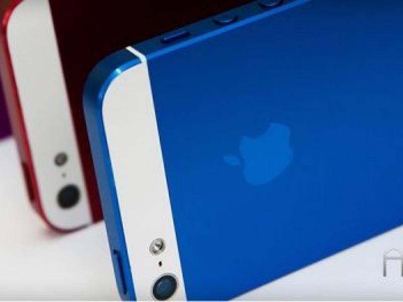 آیفون 5s با رنگبندی متنوع به بازار می آید