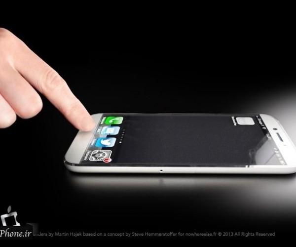 شروع به کار اپل برای تعبیه سنسورهای اثر انگشت در آیفون