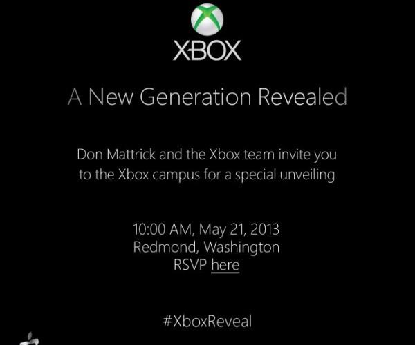 کنفرانس مایکروسافت در ۳۱ اردیبهشت، رونمایی از نسل جدید Xbox