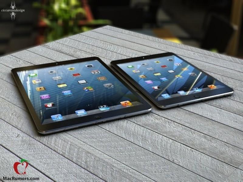 عرضه آیپد نسل پنجم در ماه سپتامبر
