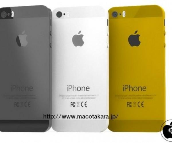 آیفون 5s در رنگهای طلایی و ظرفیت ۱۲۸ گیگابایت هم از راه میرسد