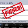 جیلبریک iOS 6.1.4 برای آیفون ۵ آماده می باشد