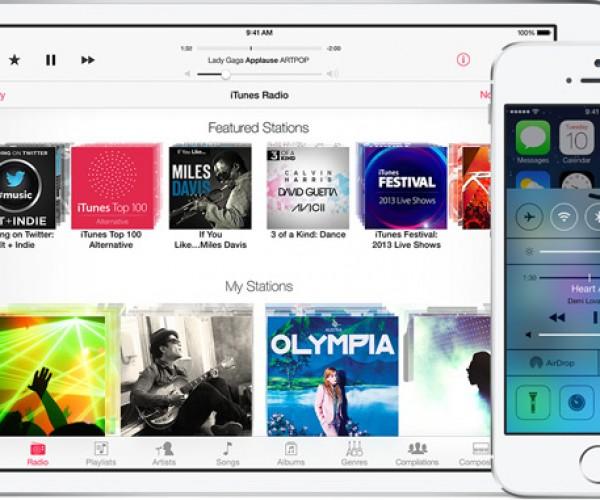 iOS 7 نسخه GM عرضه شد