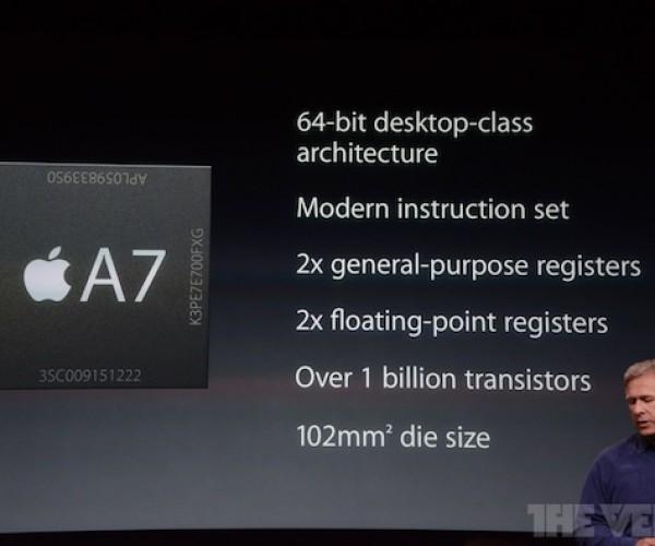 نقش پردازنده ۶۴ بیتی آیفون ۵ اس چیست؟