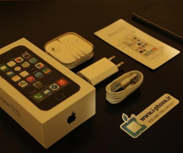 بررسی اختصاصی iPhone 5s