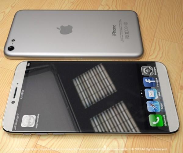 اپل در حال آزمایش آیفونهای با صفحه نمایش بزرگتر