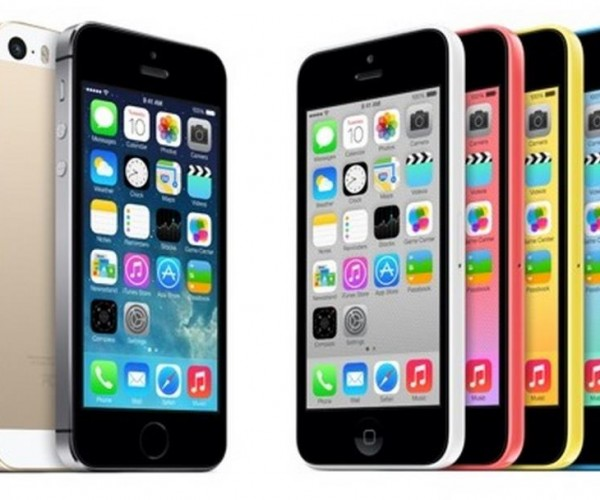 اپل خبر از افزایش ۷۵% آیفون ۵s و کاهش ۳۵% آیفون ۵c میدهد