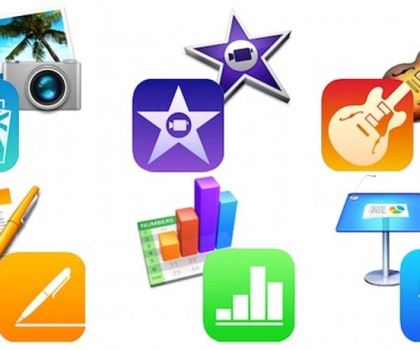 اپل اجازه بروزرسانی کامل نسخه های غیرقانونی iWork و iLife و Aperture را میدهد