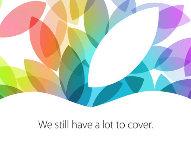 کنفرانس اپل در ۳۰ مهر تایید شد