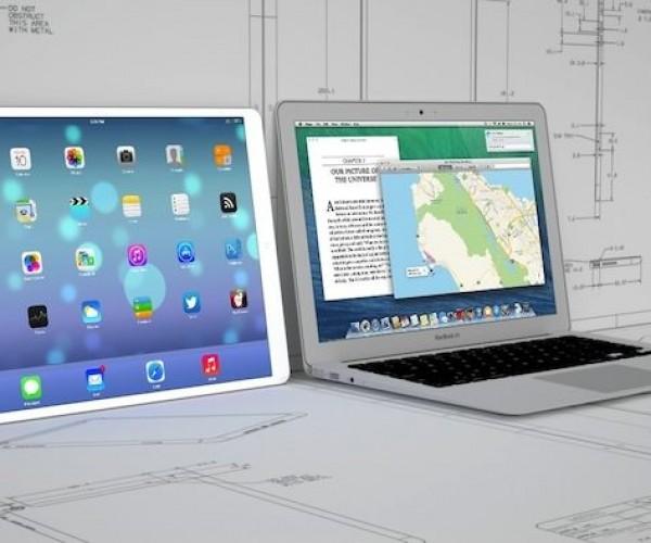 عرضه آیپد ۱۲.۹ اینچی در اوایل سال ۲۰۱۴