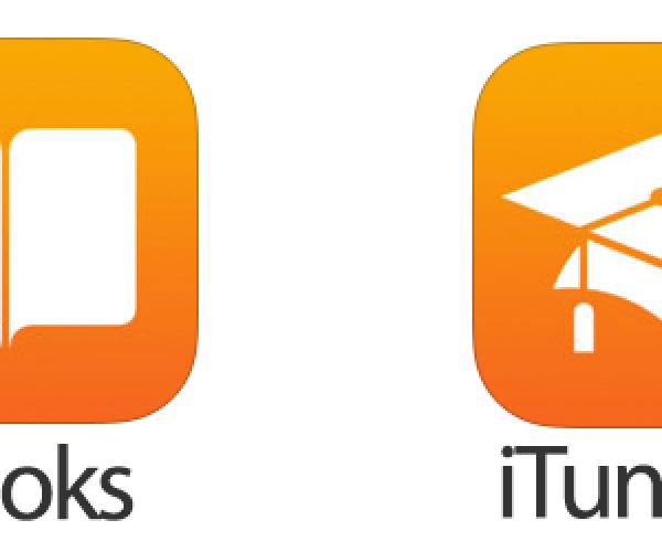 نرم افزار های iBooks و iTunes U با طراحی جدید عرضه شدند