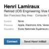 معاون ارشد مهندسی iOS اپل، بازنشته شد