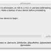 ابزار P0sixspwn برای جیلبریک آنتترد iOS 6.1.3 – 6.1.4 – 6.1.5 عرضه شد