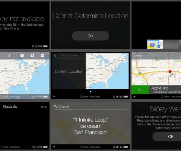 قابلیت iOS in the Car همراه با iOS 7.1 عرضه خواهد شد