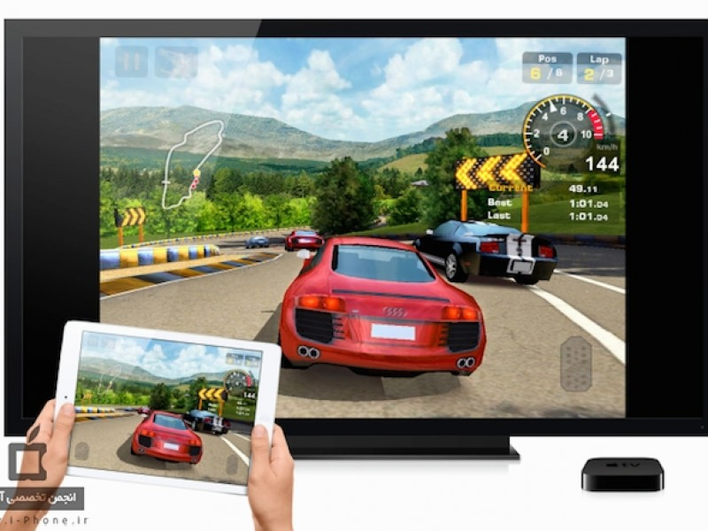 Apple TV جدید با قابلیت اجرای برنامه به زودی عرضه می شود