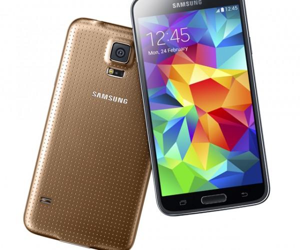 سامسونگ Galaxy S5 معرفی شد