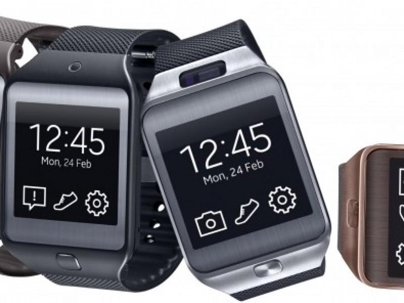 نسل دوم ساعت هوشمند سامسونگ معرفی شد