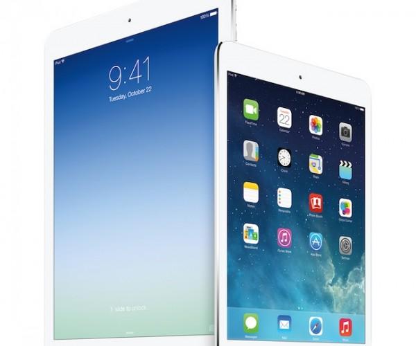 دو مدل آیپد جدید همراه iOS 7.1 عرضه شدند