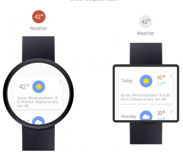 گوگل، آندروید را برای ابزار های پوشیدنی بهینه می کند