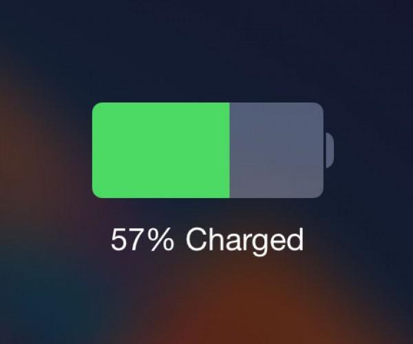 بهبود عمر باتری در iOS 7.1.1