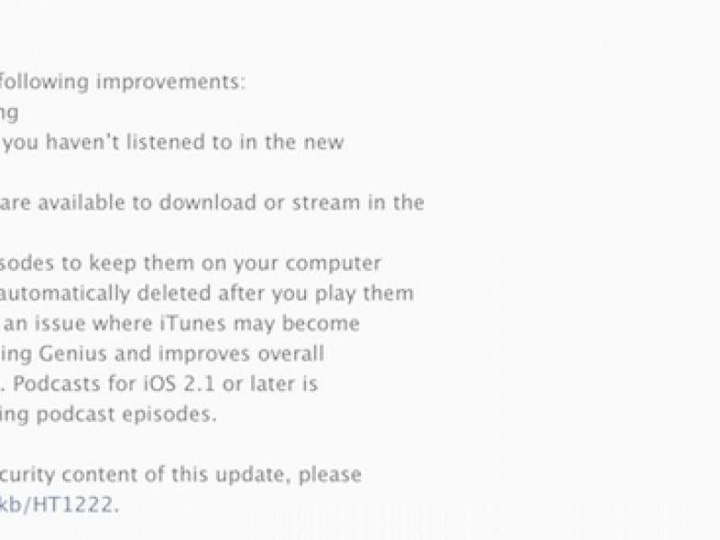 iTunes 11.2 عرضه شد