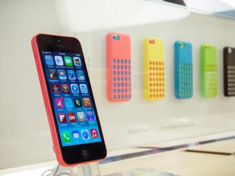 احتمال عرضه مدل ۸ گیگابایتی iPhone 5c در هند