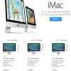 عرضه رسمی نسل ارزان تر iMac های 21اینچی