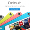 نسل جدید آیپاد تاچ ۱۶ گیگابایتی عرضه شد