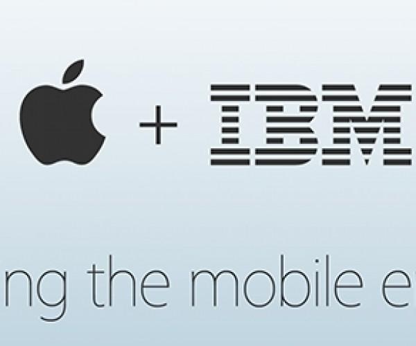 [بررسی ویژه] همکاری اپل و ibm، چه معنایی می تواند داشته باشد؟