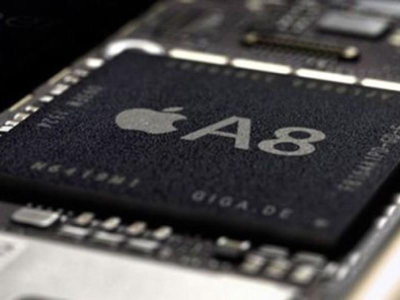پردازنده a8 اپل، قدرتمند تر اما همچنان دو هسته ای