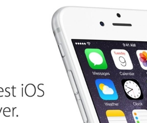 نسخه نهایی iOS 8 منتشر شد