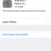 iOS 8.0.1 عرضه شد [حذف شد]