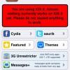 عرضه نسخه دستی Cydia هماهنگ با iOS 8 توسط Saurik