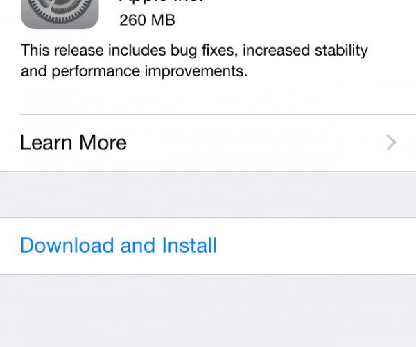iOS 8.1.3 برای تمام دستگاهها عرضه شد
