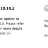 پنجمین نسخه آزمایشی OS X 10.10.2 عرضه شد