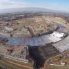 پیشرفت چشمگیر ساخت Apple Campus 2