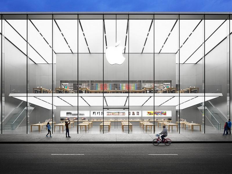 پانزدهمین اپل استور کشور چین افتتاح شد