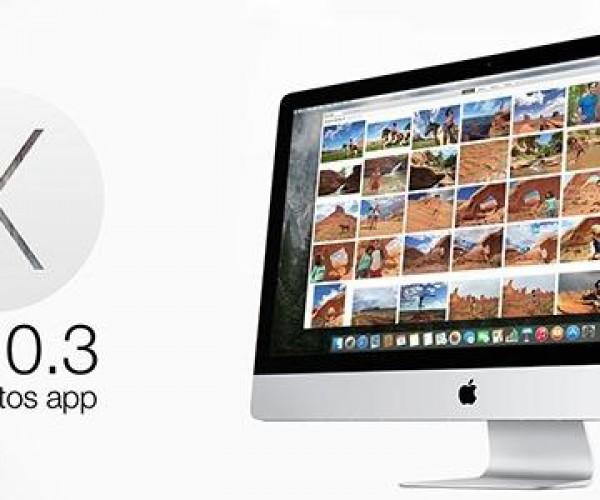 هفتمین نسخه آزمایشی OS X 10.10.3 عرضه شد