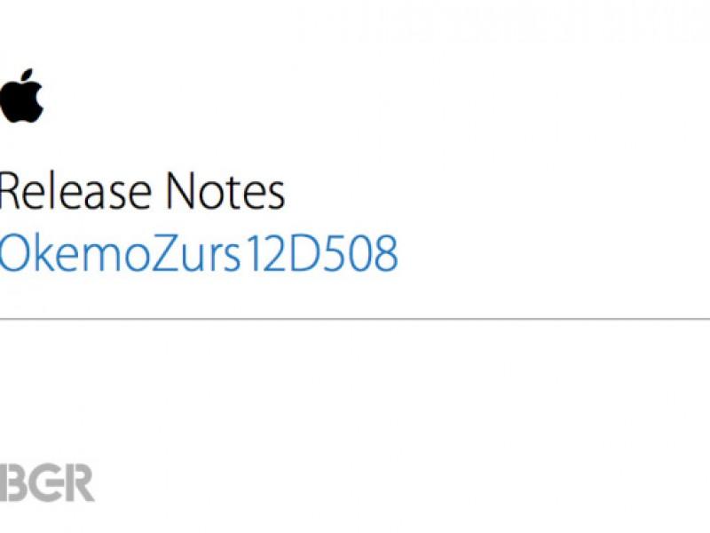 انتشار نسخه GM از iOS 8.2 برای کارکنان داخلی اپل